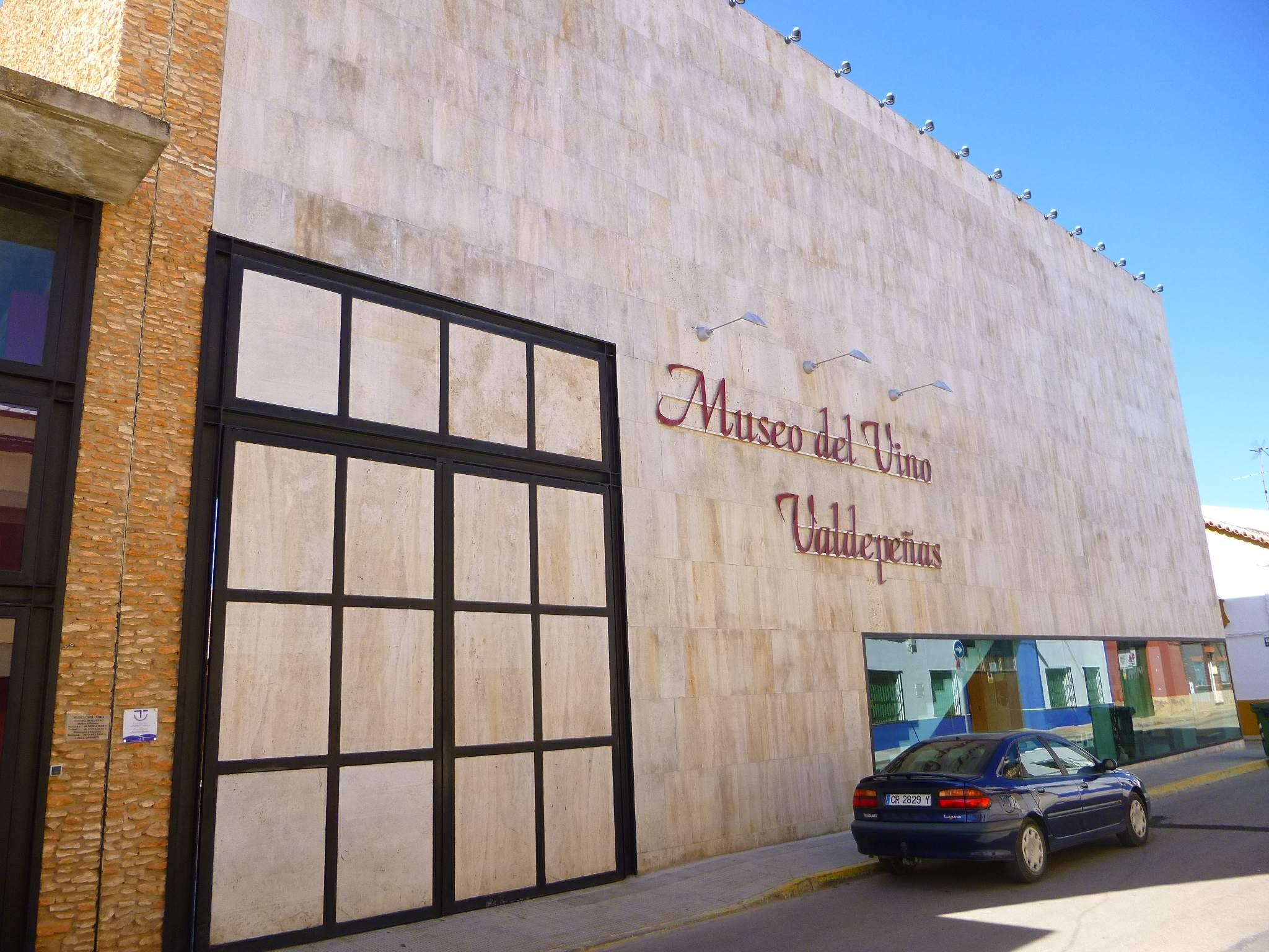 Museo Del Vino.File Valdepenas Museo Del Vino 3 Jpg Wikimedia Commons