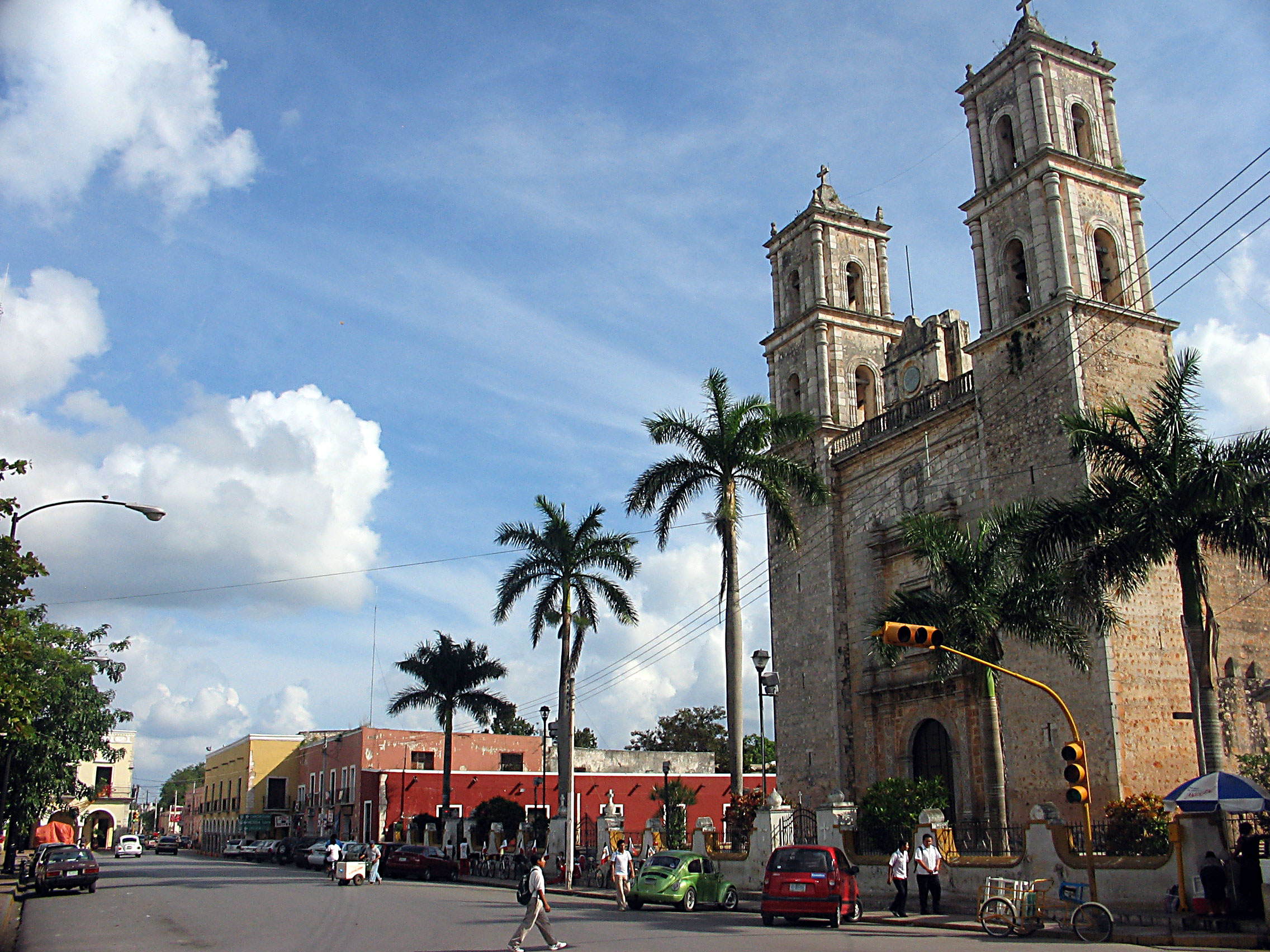 Valladolid Mexico  City new picture : Valladolid Mexico Cathedral Wikipedia, the free ...