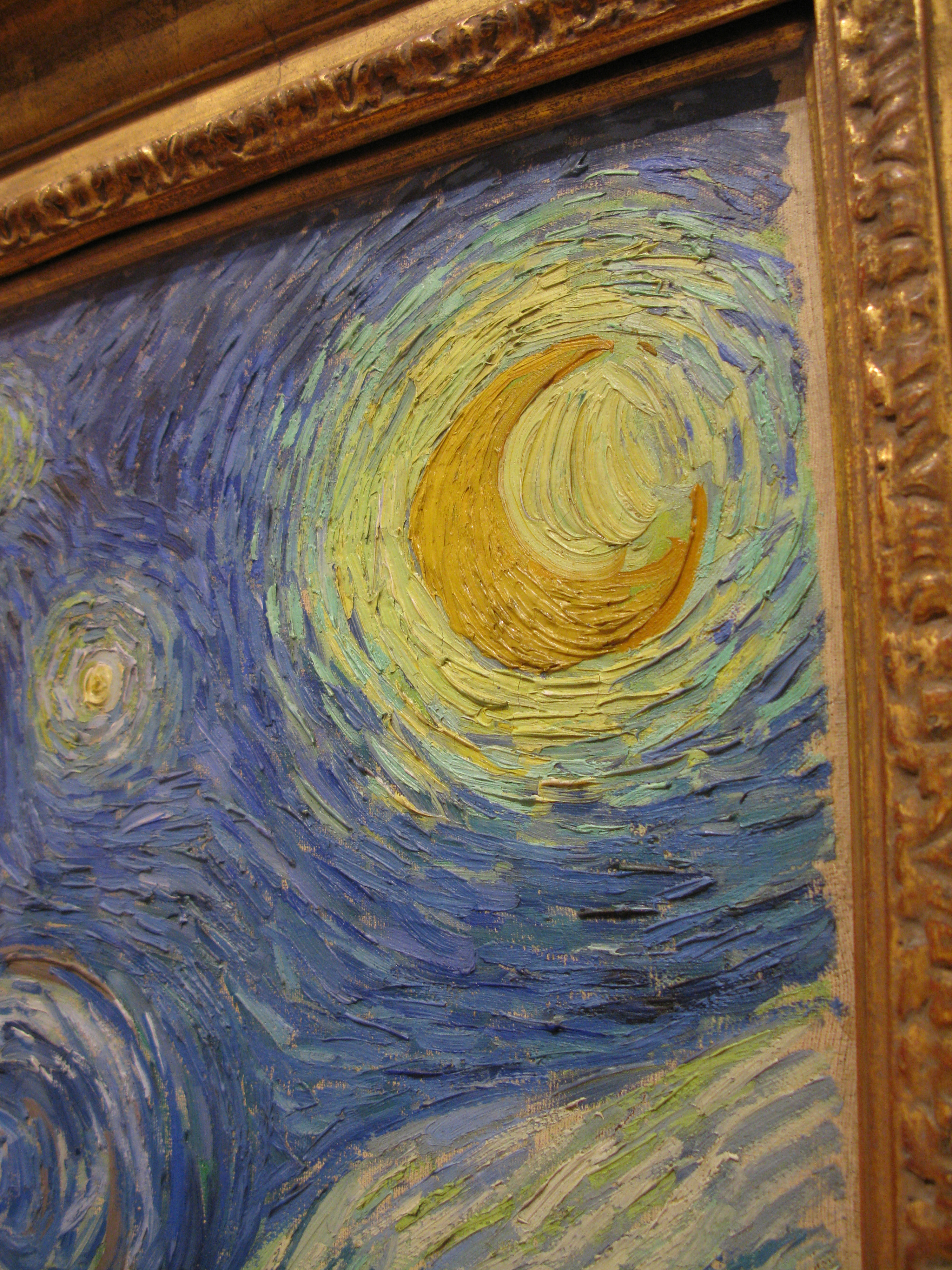 van gogh s starry night and salvador Van gogh vs salvador dali the focus of the paper is to make a comparison and contrasts between van gogh's 'starry night' and salvador dali's 'persistence of time.