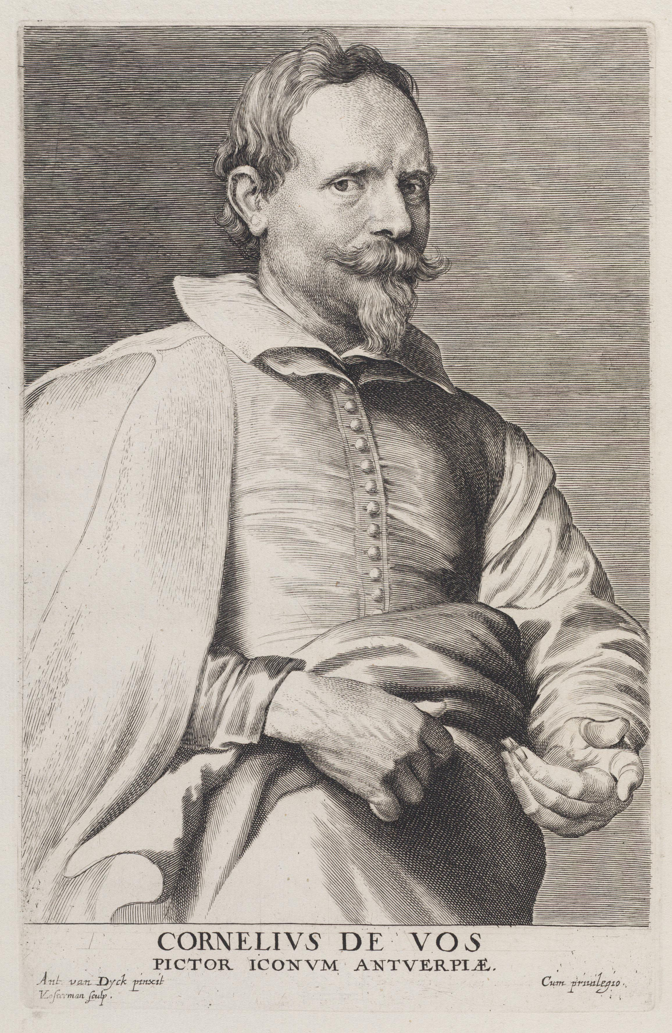 Corn Van Dijck.Cornelis De Vos Wikidata