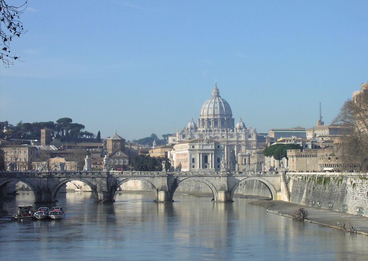 The Vatican's Coming Alien Saviour