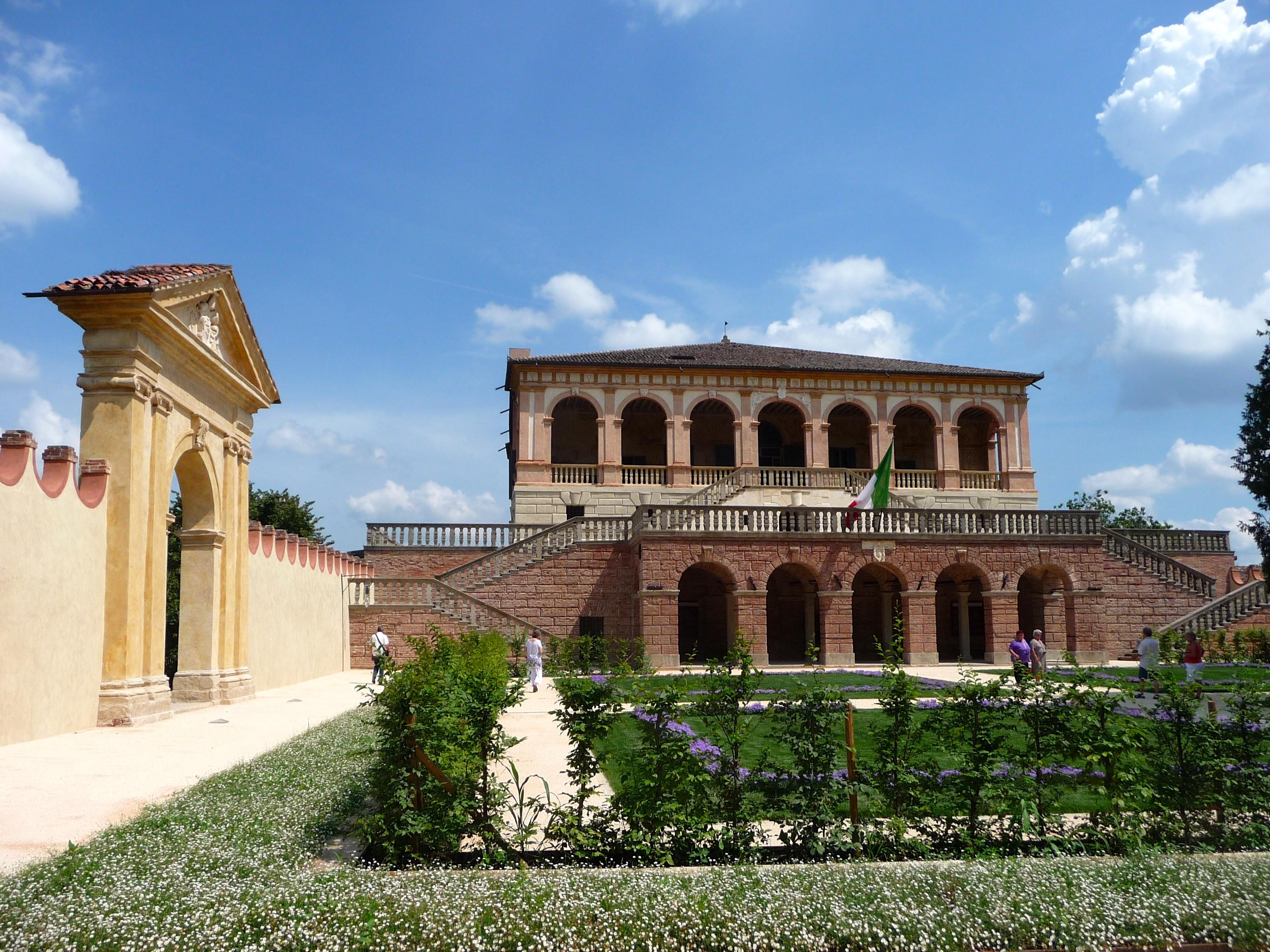 Villa De Vescovi