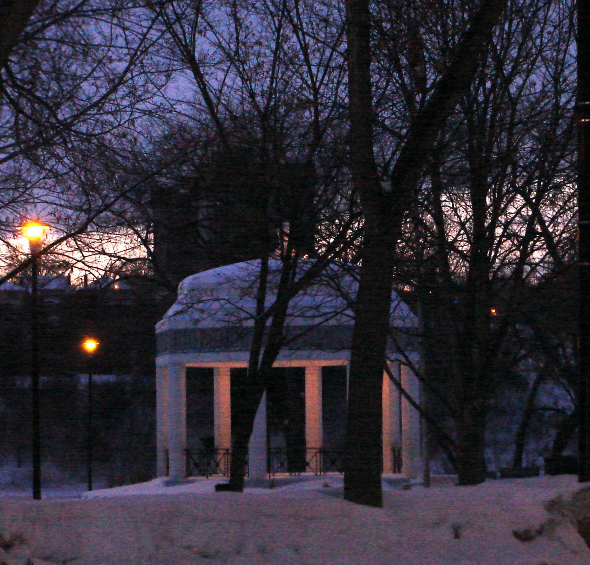 Vimy Ridge Memorial Park: Canadian War Memorials