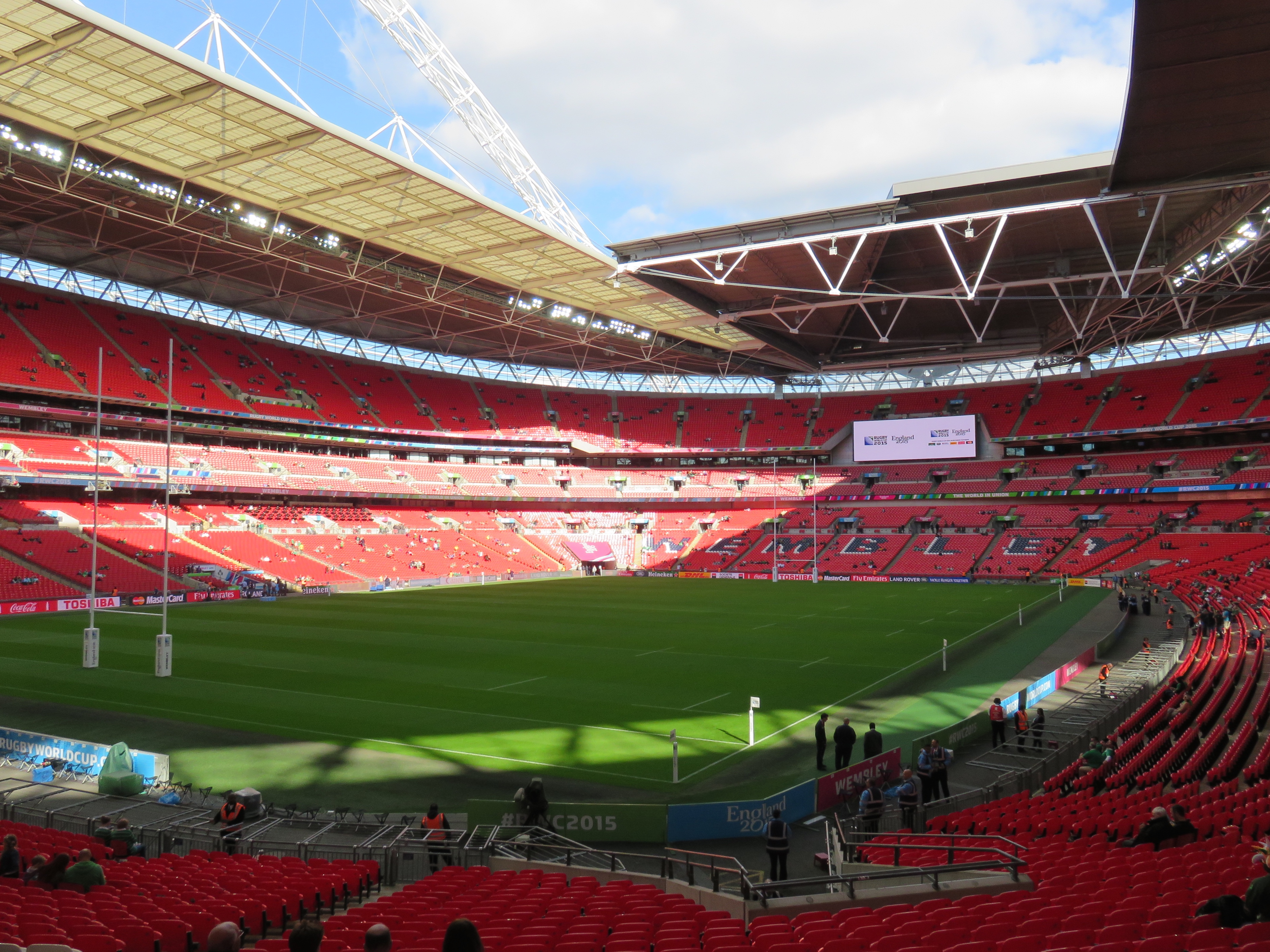 Fußballstadien London