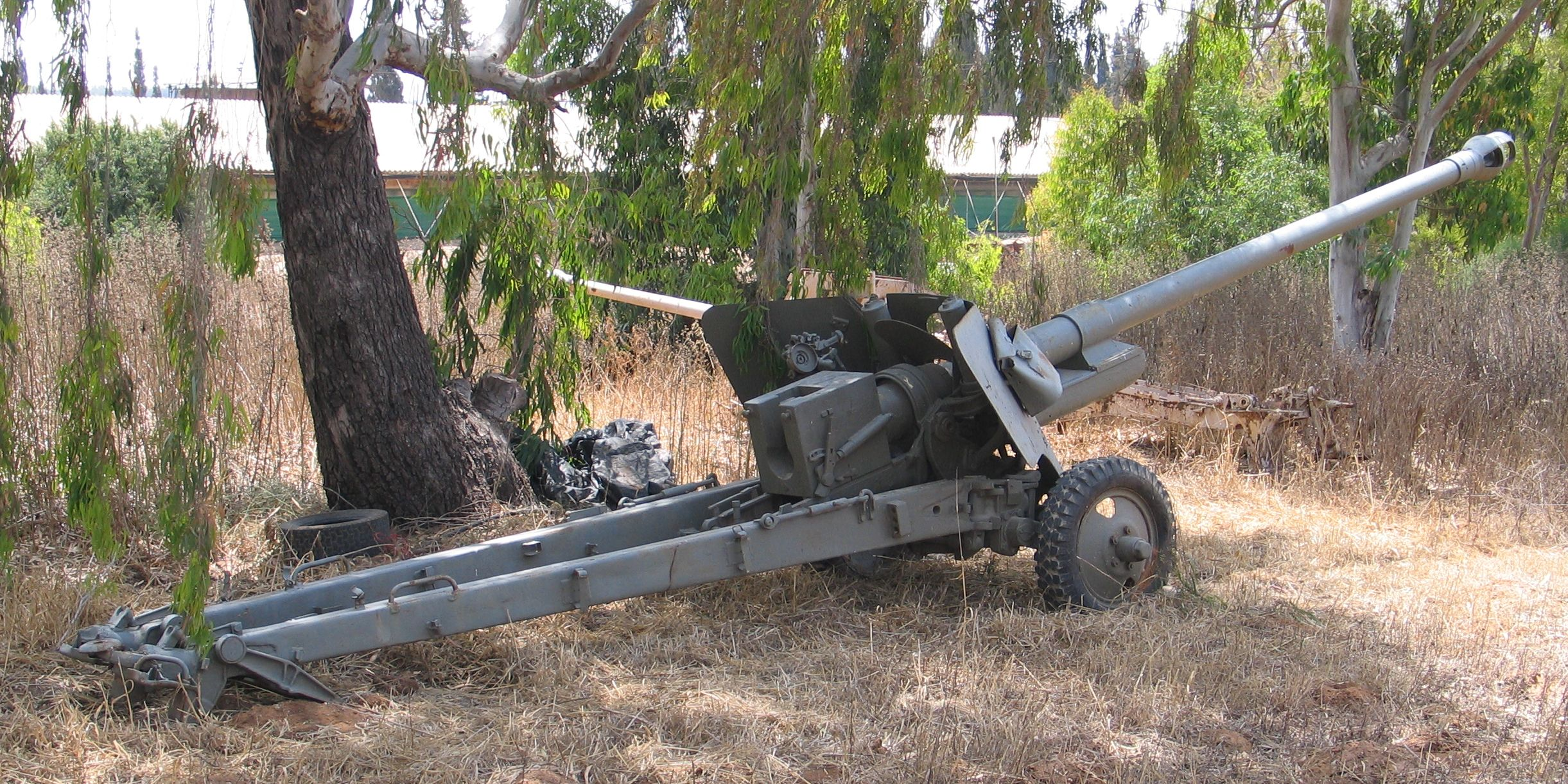 100 mm field gun M1944 (BS-3)