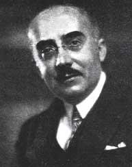 Édouard Belin portret