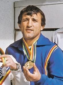 Ștefan Rusu Romanian wrestler