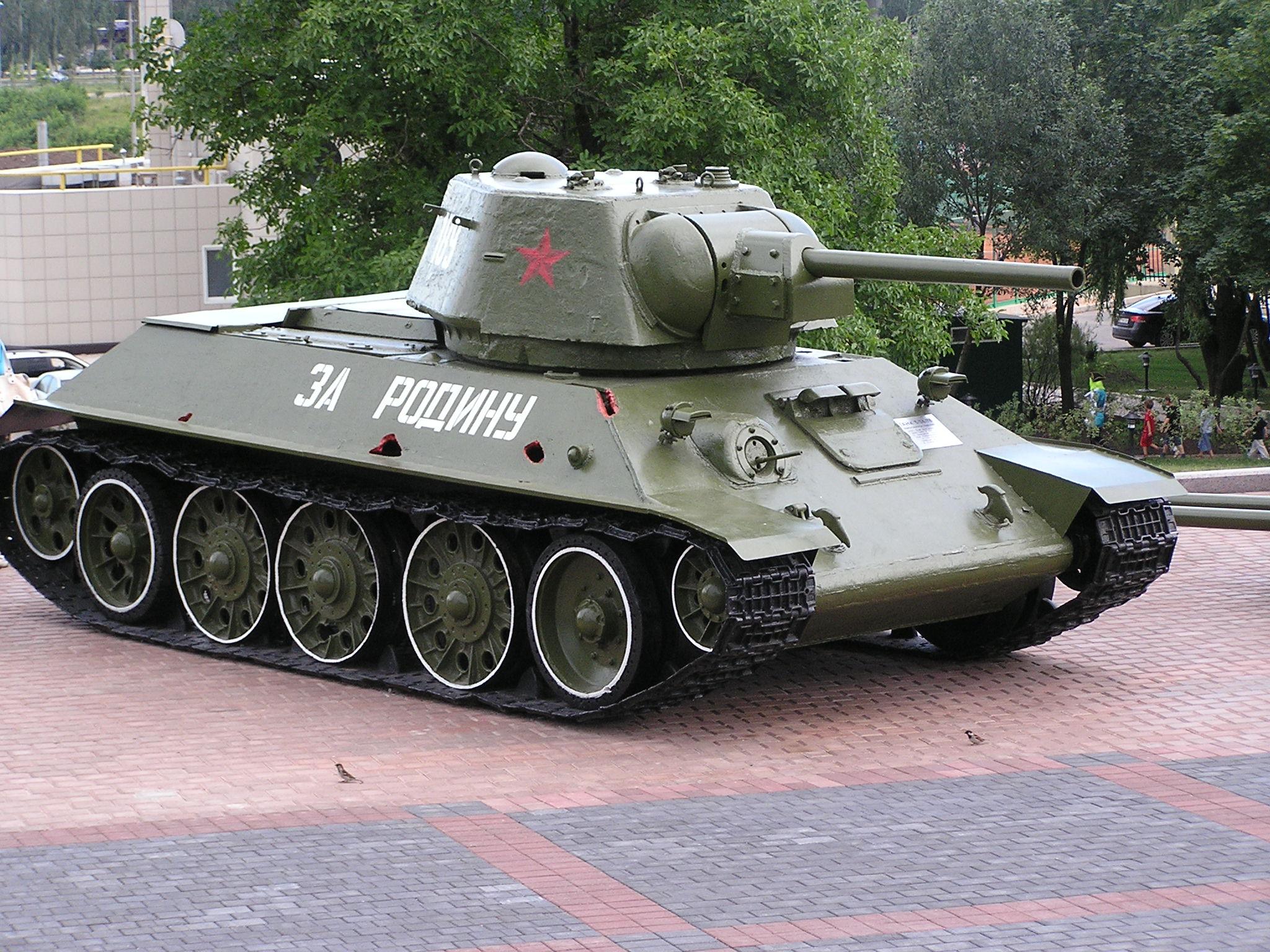 Т-34 застрял у немецких позиций. 12-и дневные неприятности фашистов