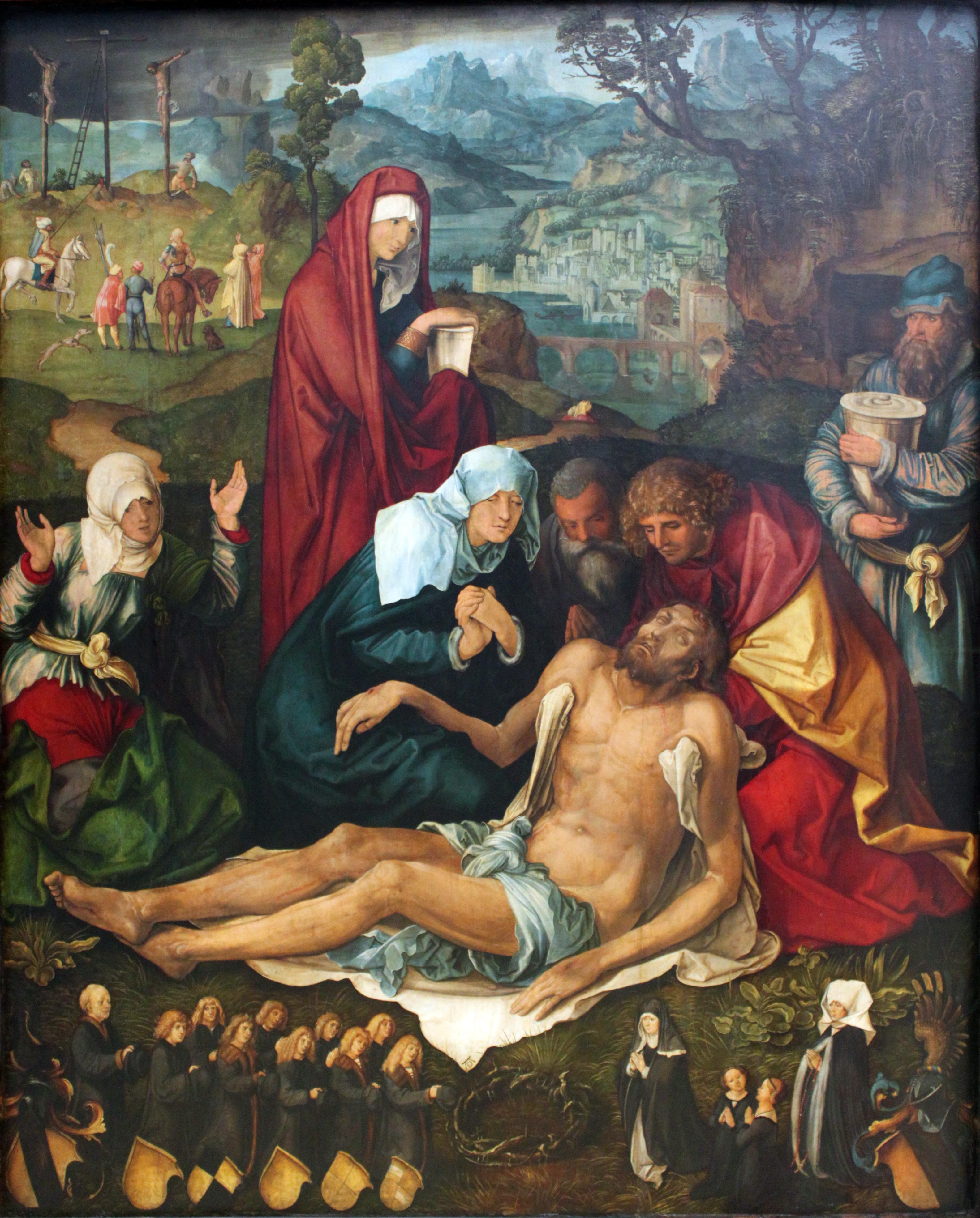 File:1499 Dürer Beweinung Christi anagoria.JPG