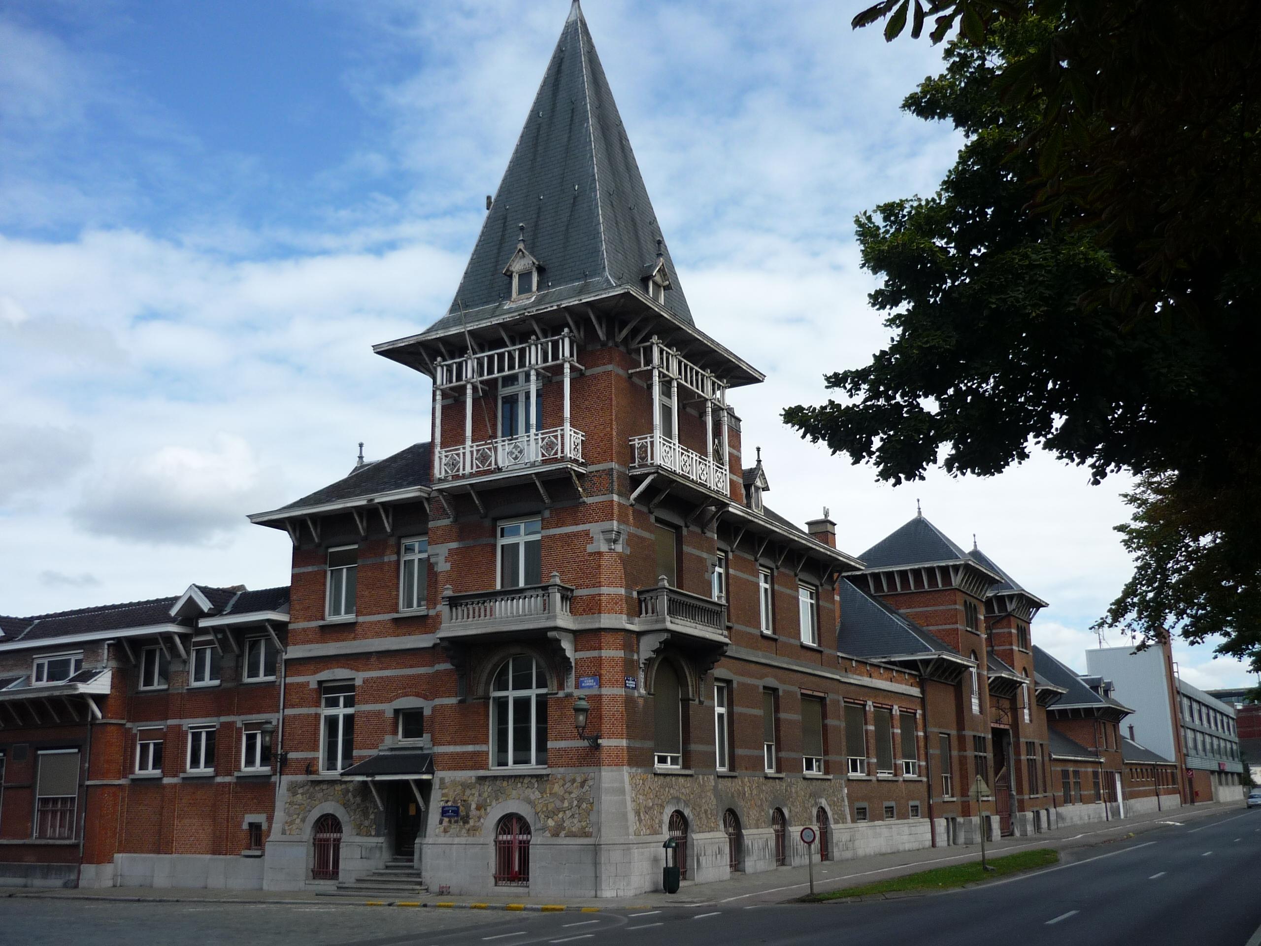 File 1901 ferme des boues bruxelles architecte henri for Architecte de jardin bruxelles