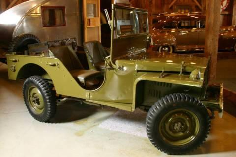 1941 american bantam jeep