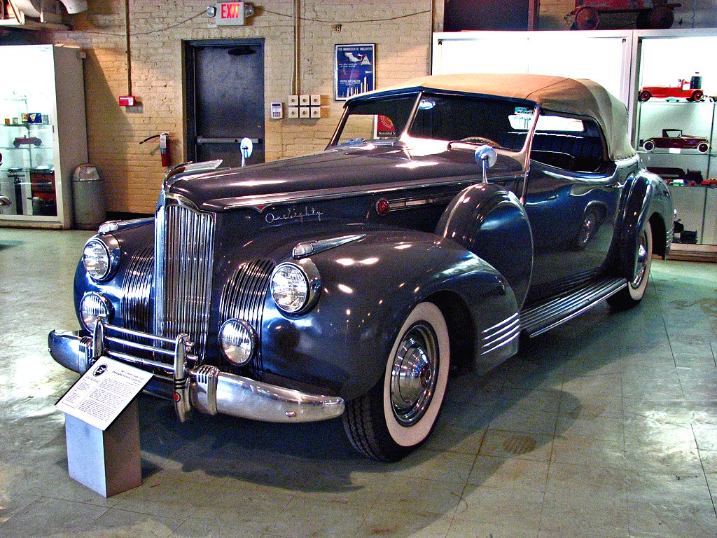 File 1941 Packard One Eighty Victoria Convertible Jpg