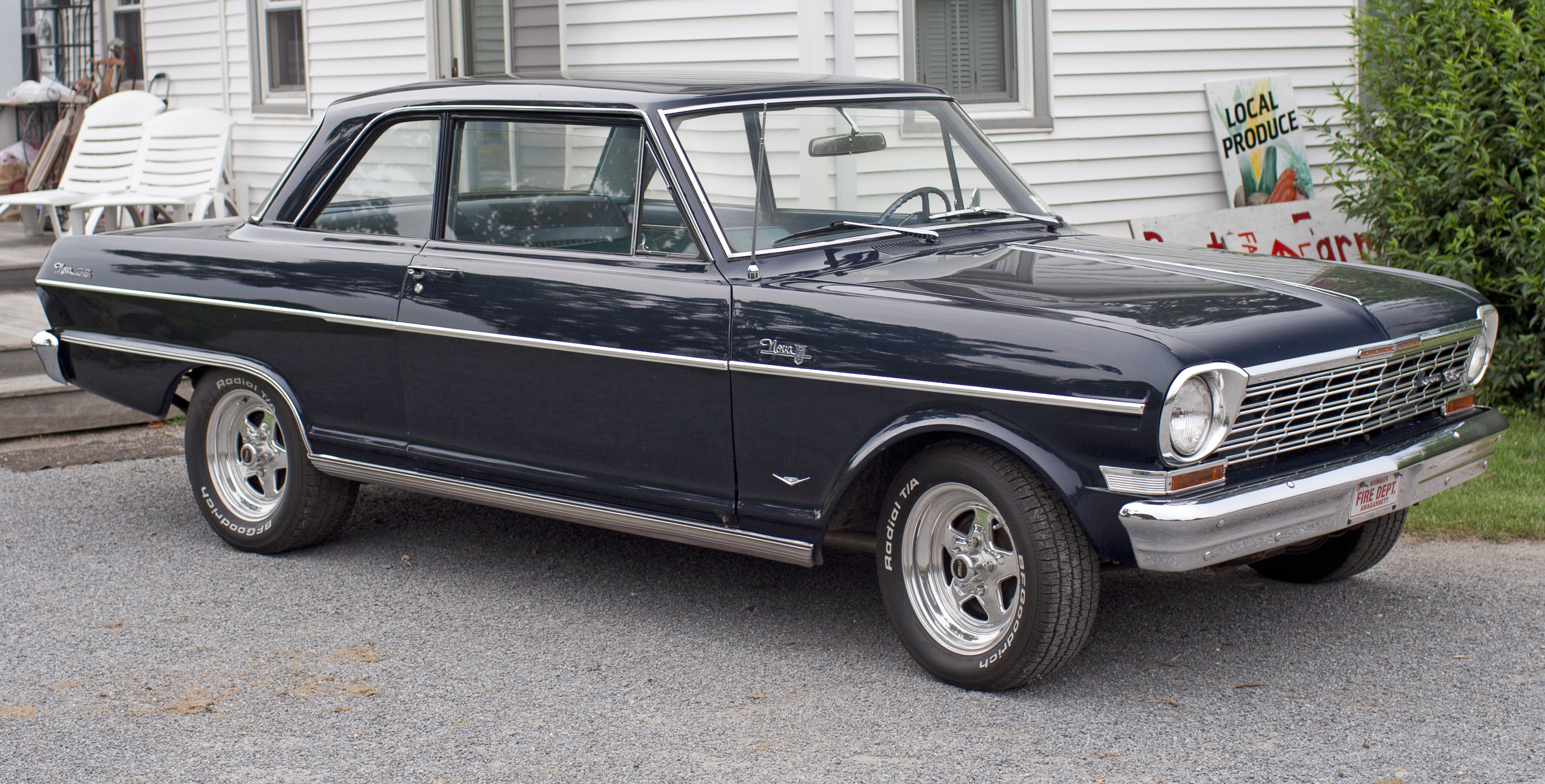 1964 chevy ii nova ss chevy silverado water pump 2007 ford fusion ...