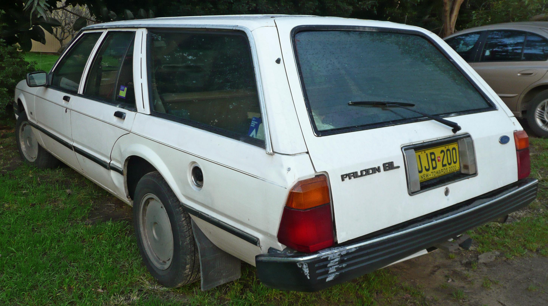 File:1984-1985 Ford XF Falcon GL station wagon 03.jpg - Wikimedia ...