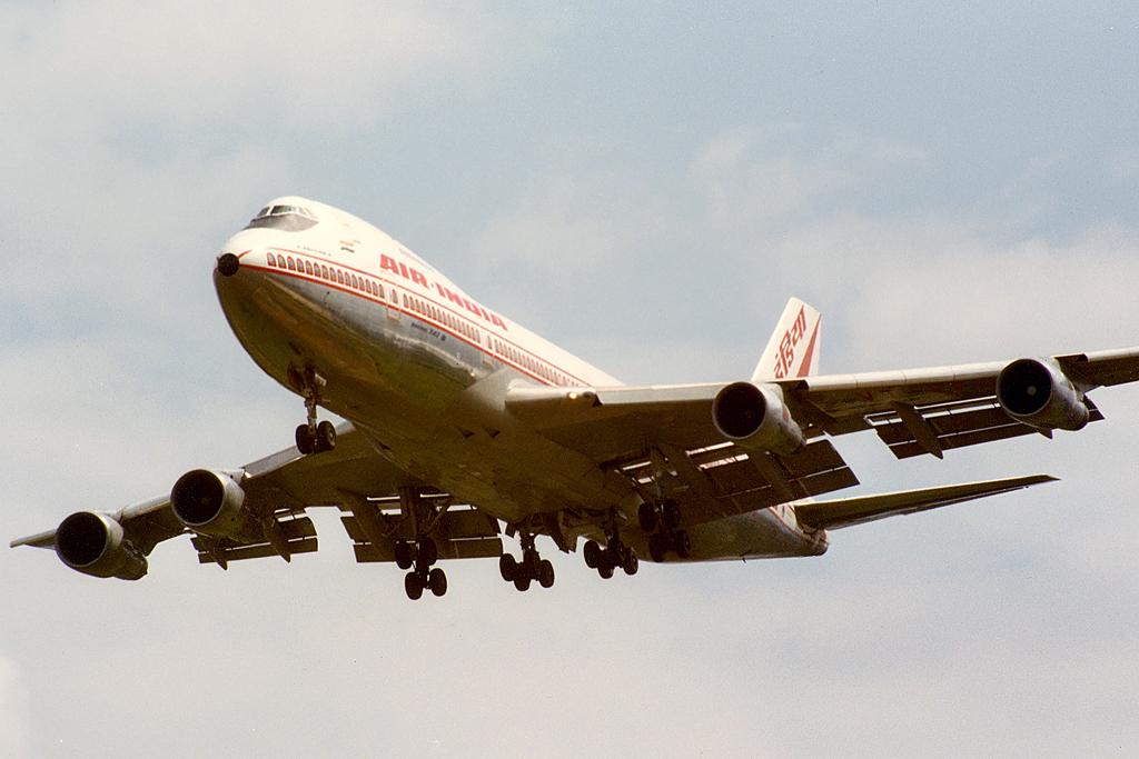 एयर इंडिया फ़्लाइट 182