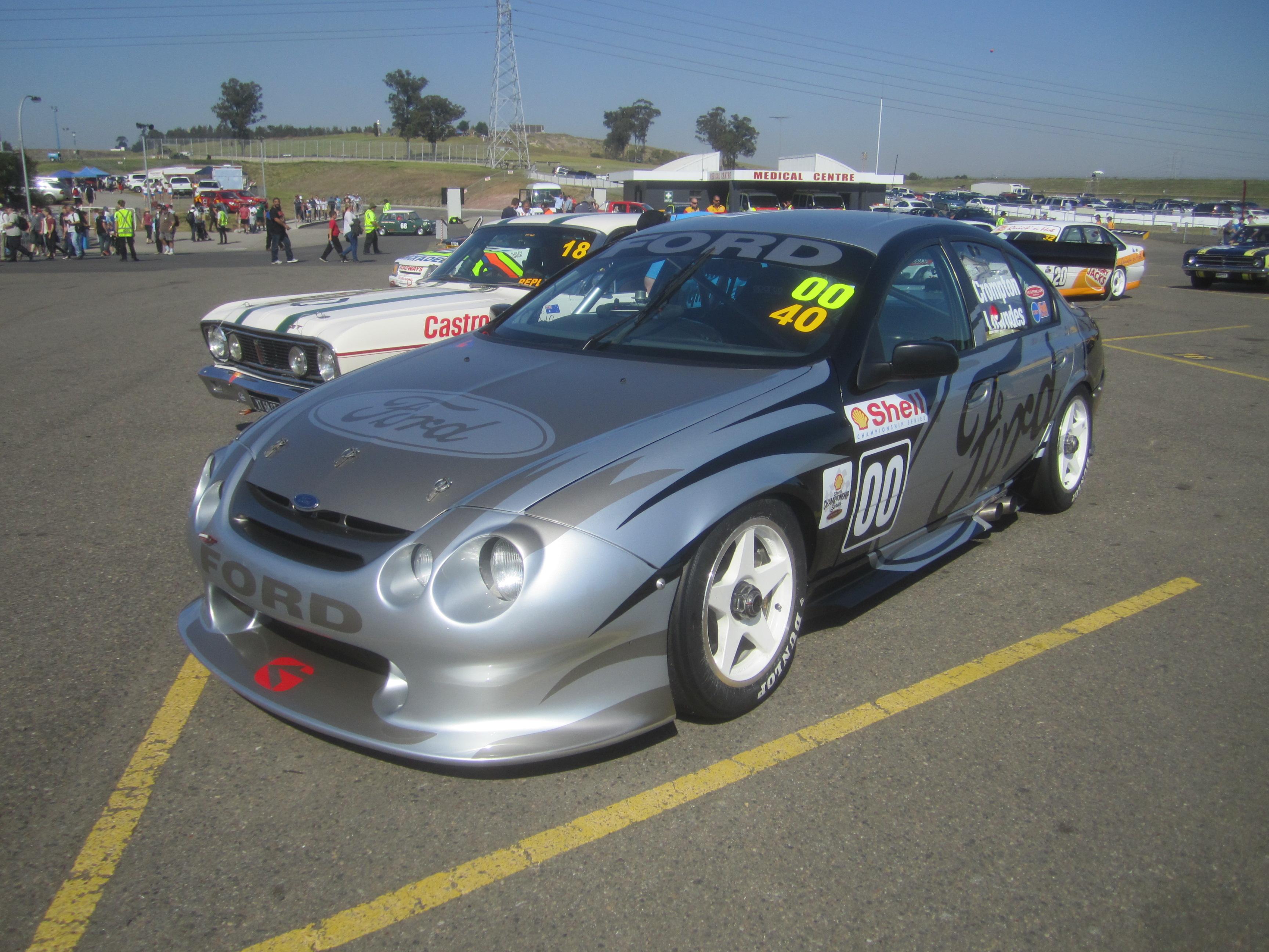 Race Car Door Panels