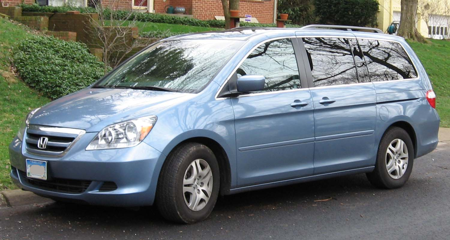 2007 honda odyssey related infomation specifications