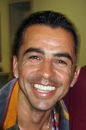 English: 2005 photo of Alex Da Silva for biogr...