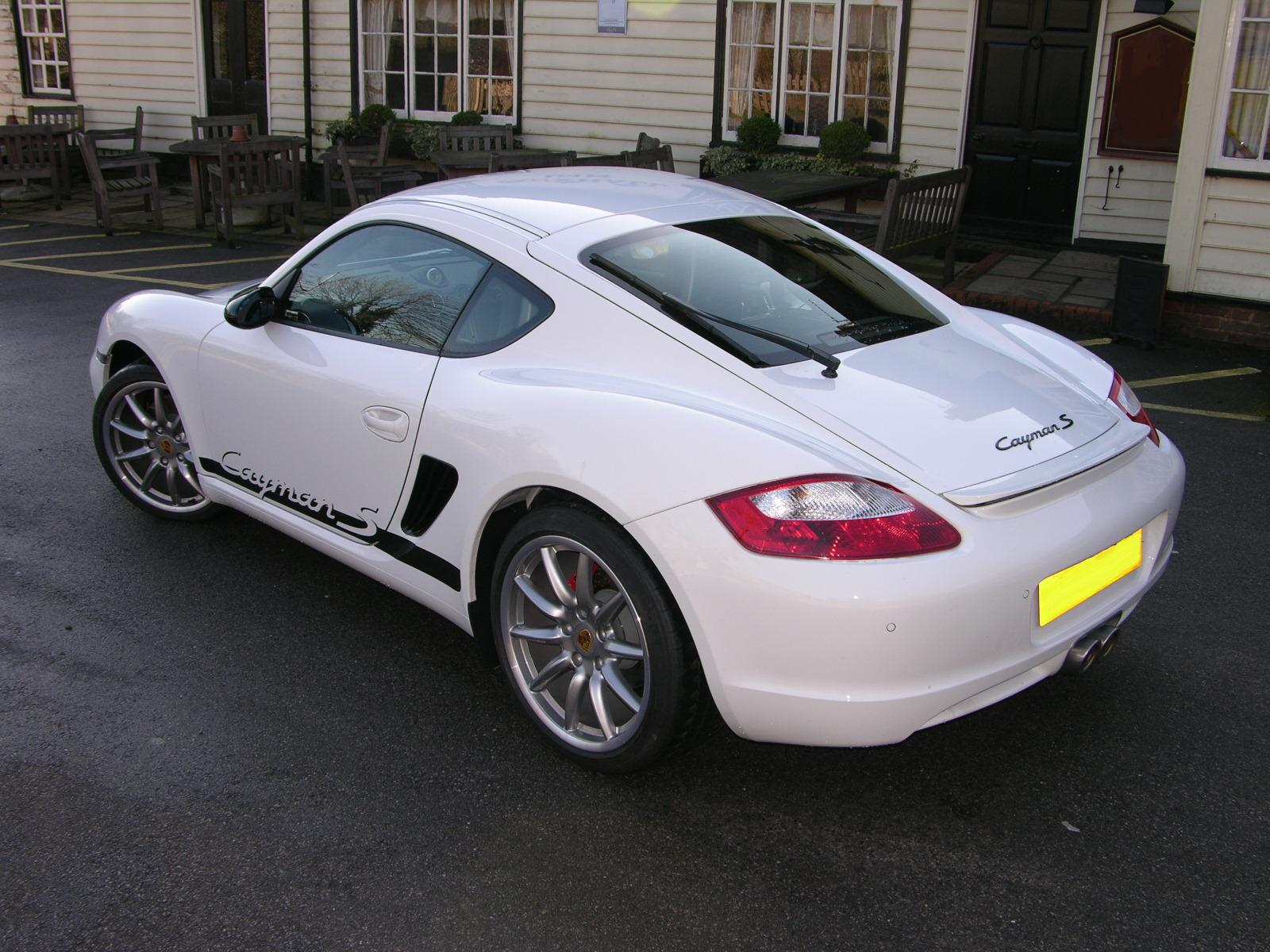 File 2008 Porsche Cayman S Sport Limited Edition Flickr