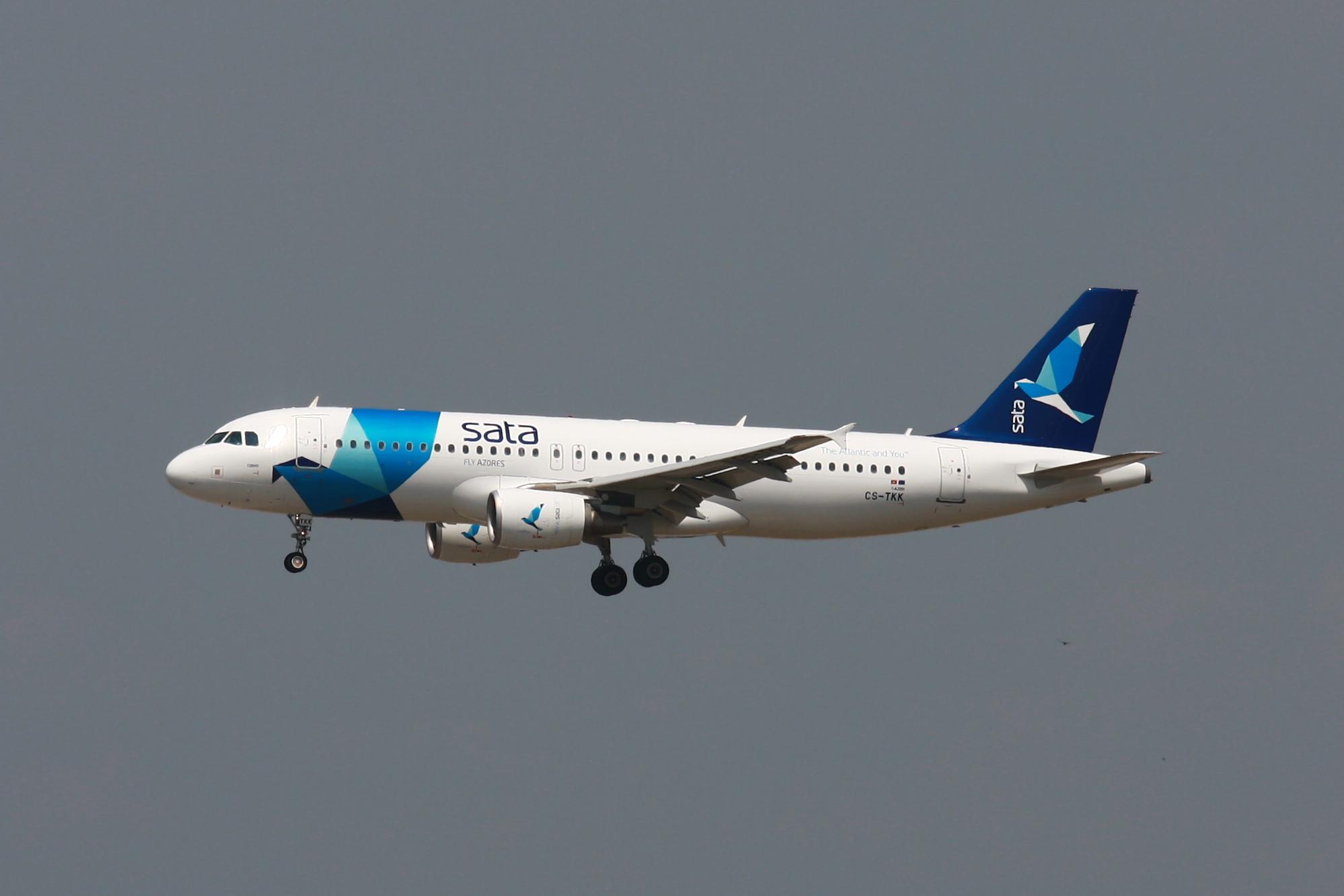 Compagnia aerea Sata International (SATA International). Ufficiale sayt.2