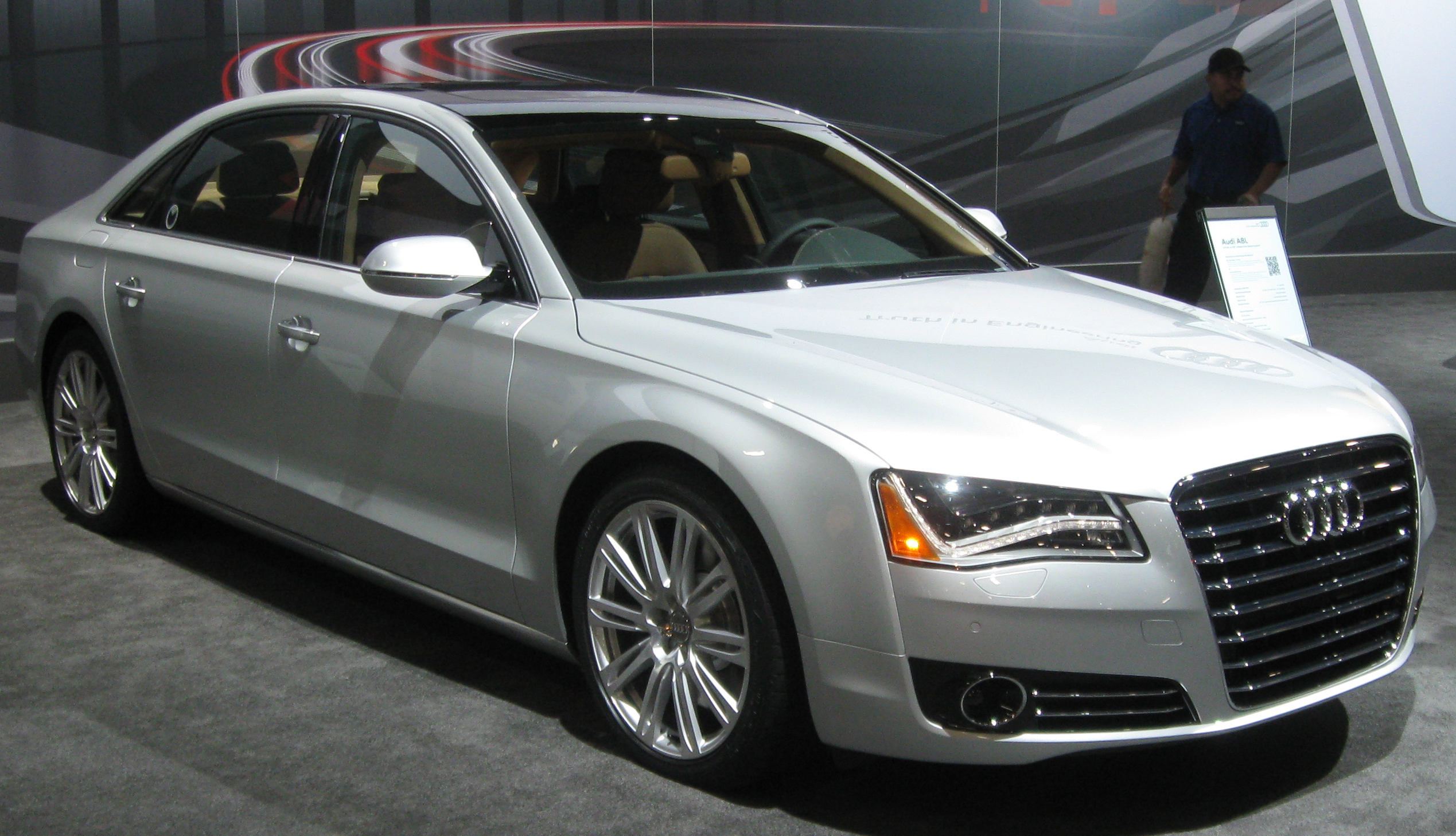 File 2011 Audi A8 2011 Dc Jpg Wikimedia Commons