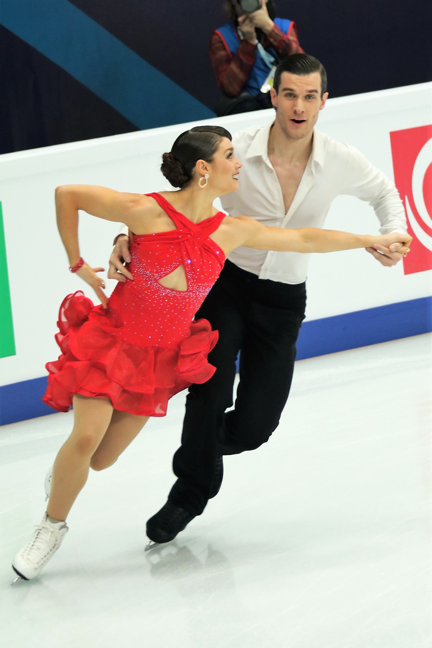 Kanada Ice Dancing dating kova rakkaus Dating neuvoja