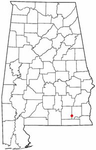 Loko di Level Plains, Alabama