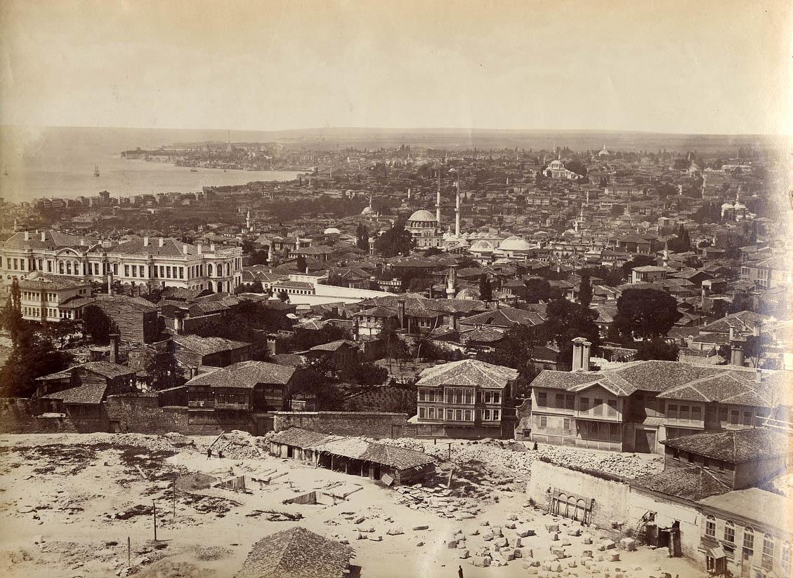 Abdullah frères - Sulemaniye camii, Istanbul.jpg