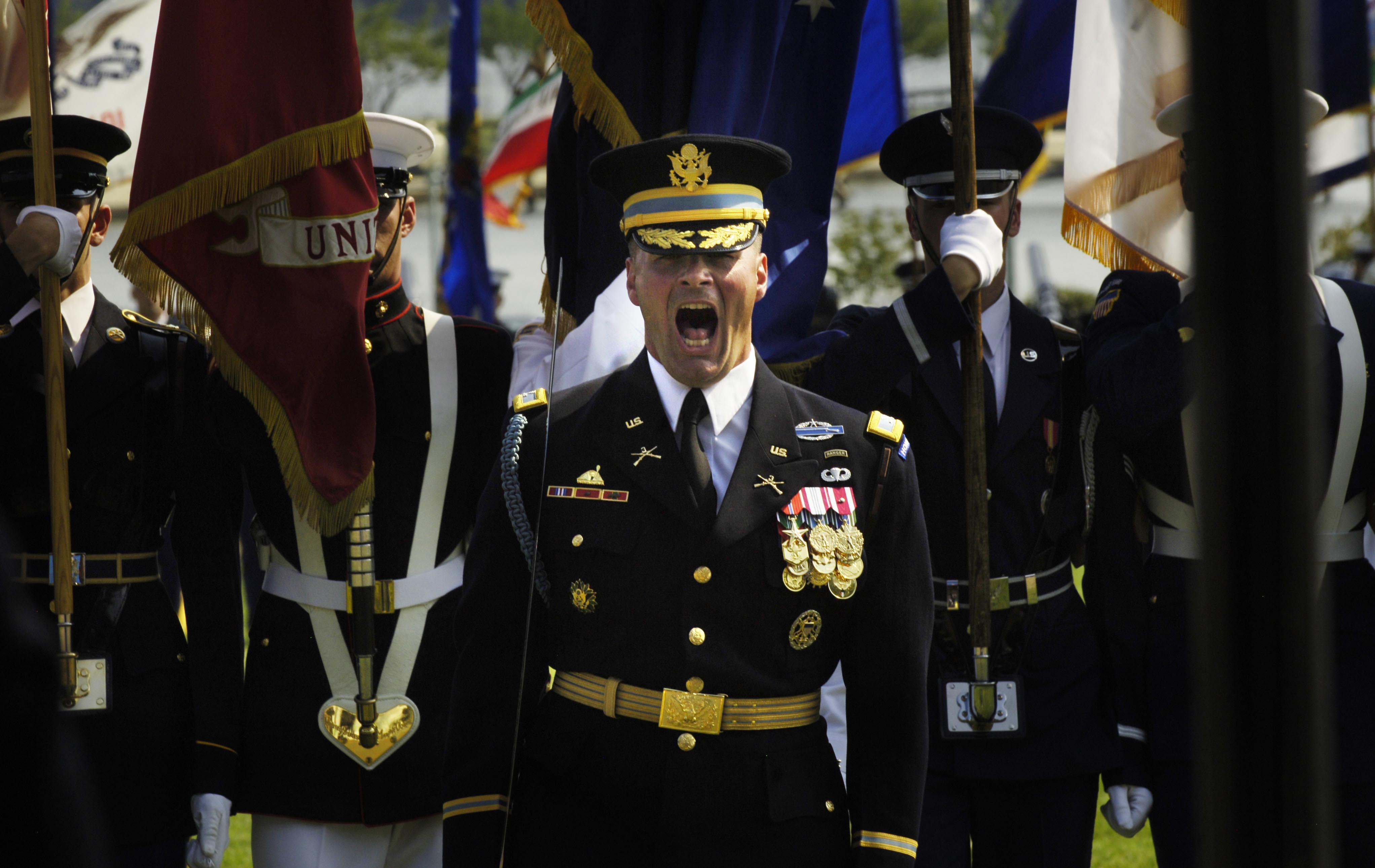 Admiral retirement