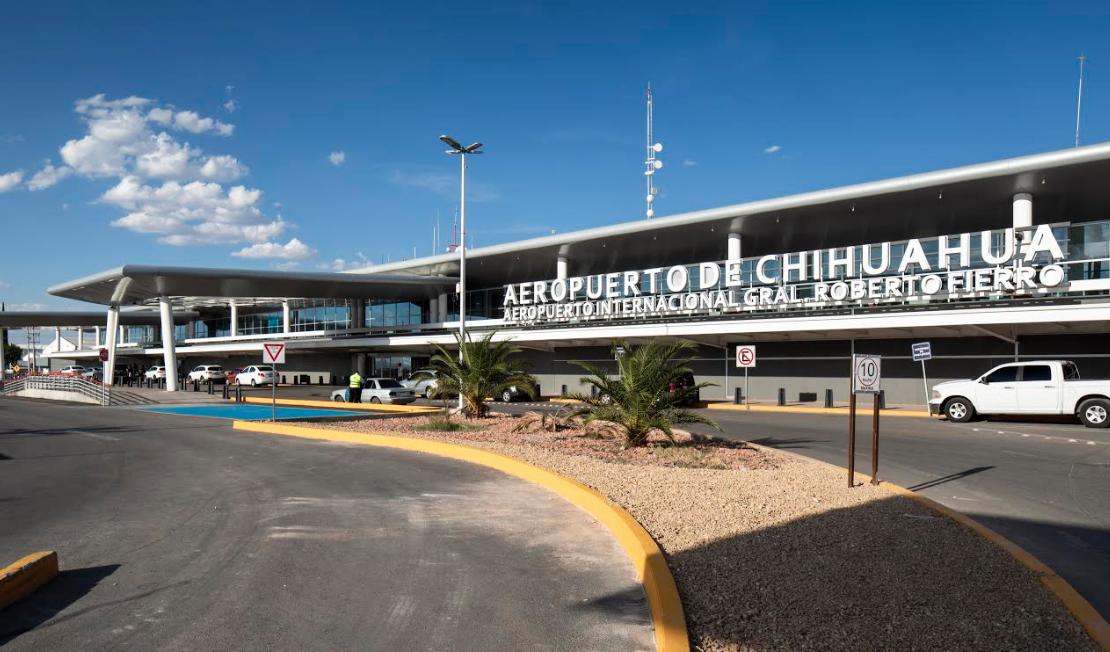 General Roberto Fierro Villalobos International Airport ...  |Chihuahua Mexico Airport Sala