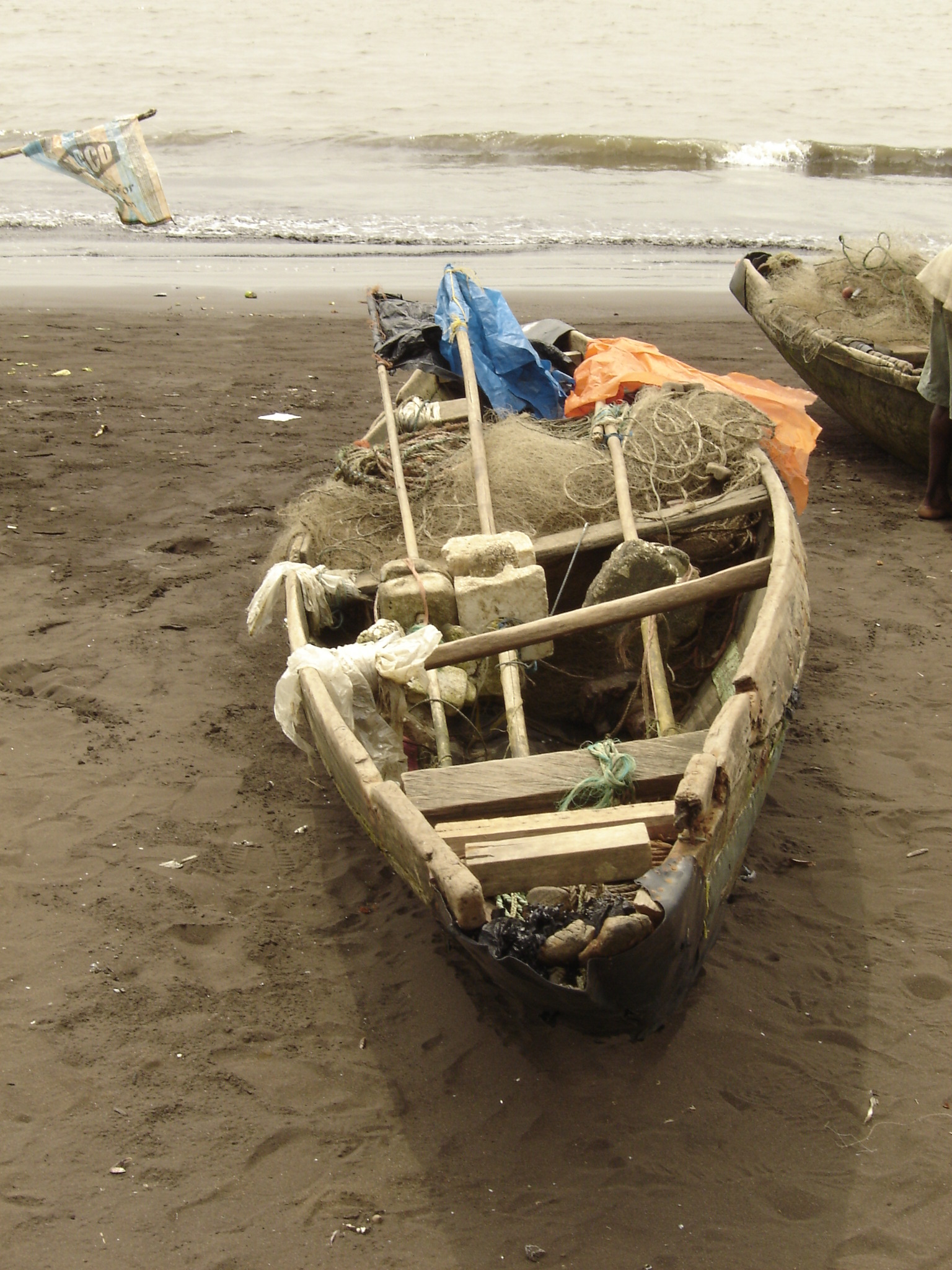 African Fishing Boat File:african Fishing Boat.jpg