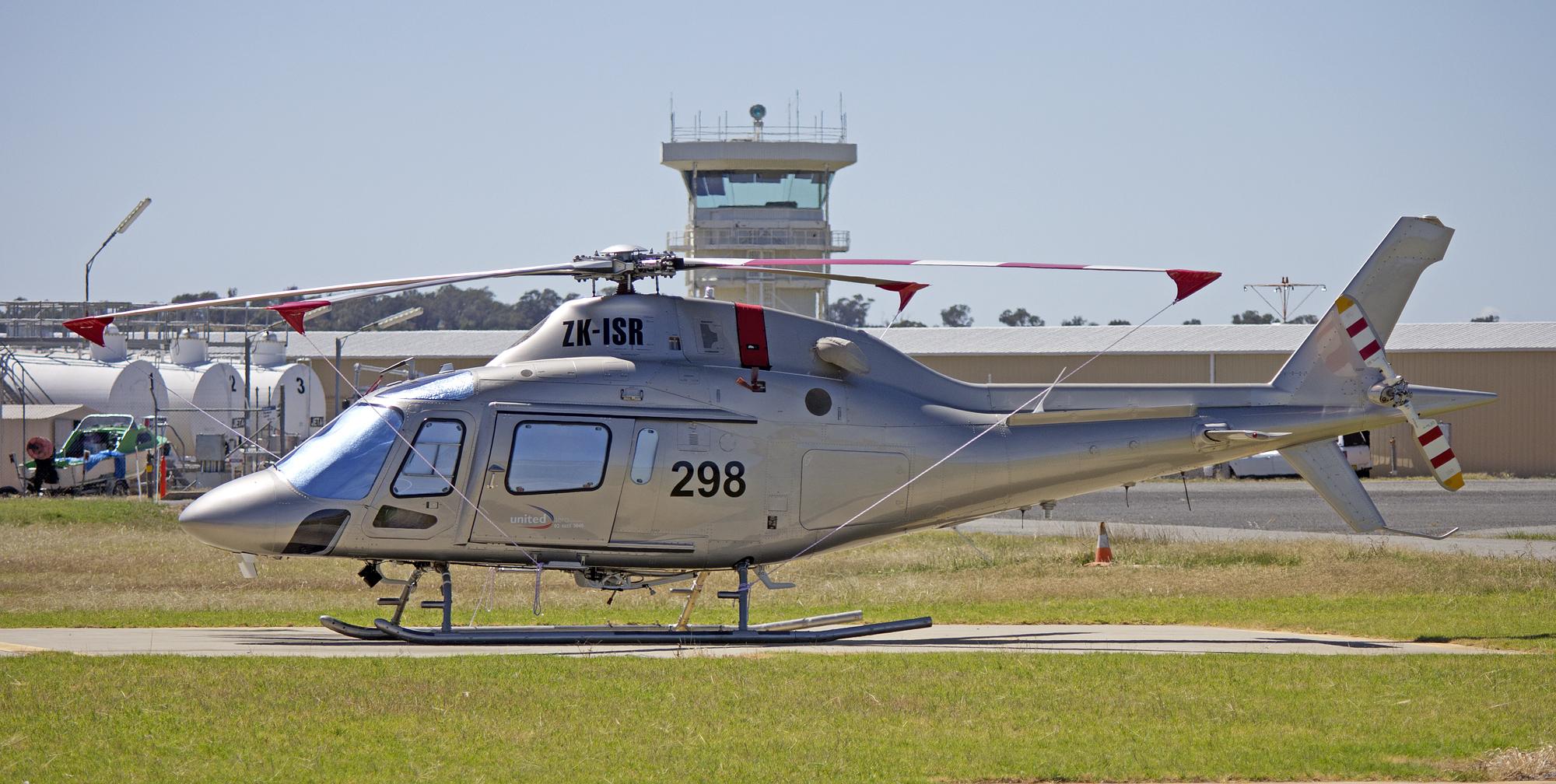 File:AgustaWestland AW119 Koala Ke (ZK-ISR) at the Wagga ...