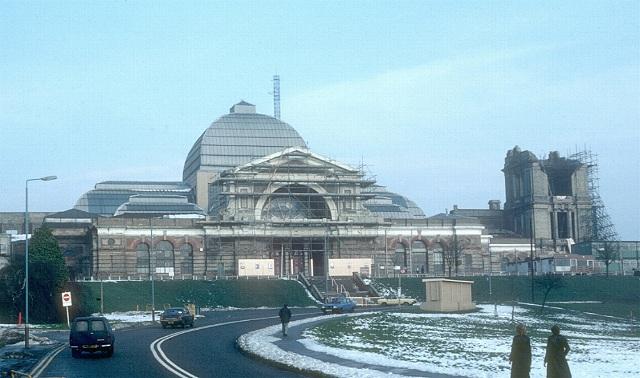 Alexandra Palace - geograph.org.uk - 1130830