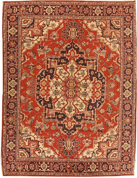 File Antique Serapi Carpet 26854 Jpg Wikimedia Commons