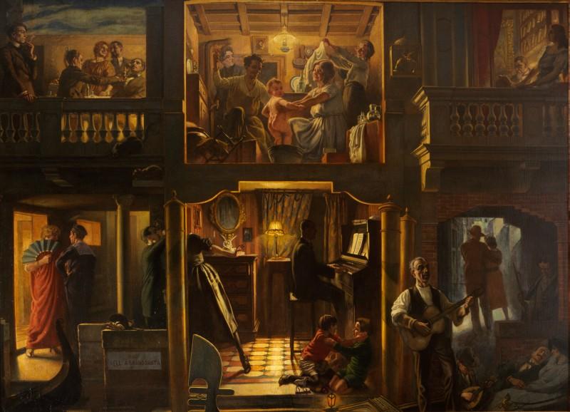 File:Artgate Fondazione Cariplo - Dudreville Leonardo, Amore discorso primo.jpg