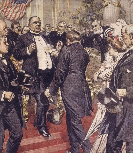 Image result for president william mckinley assassination