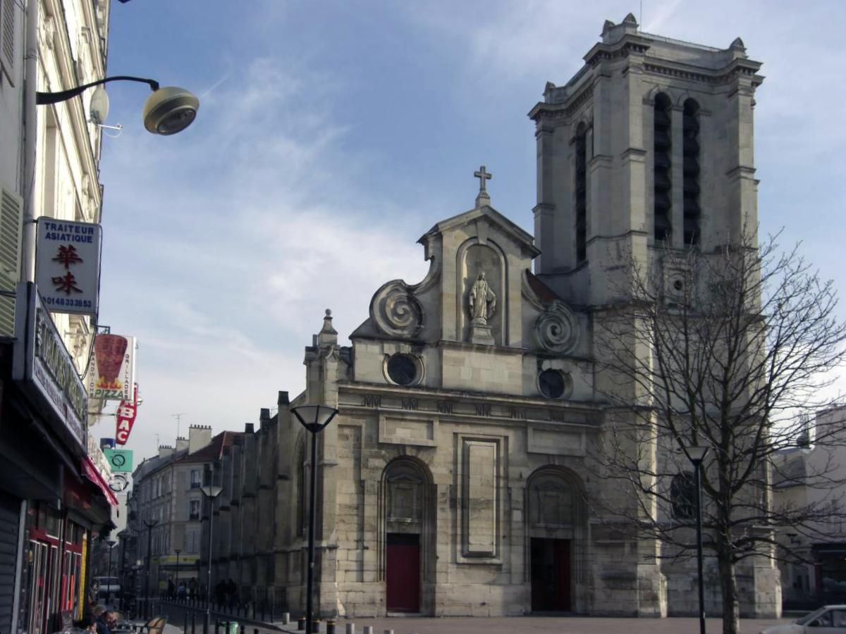 Aubervilliers wikivoyage le guide de voyage et de tourisme collaboratif gr - Se loger saint denis ...