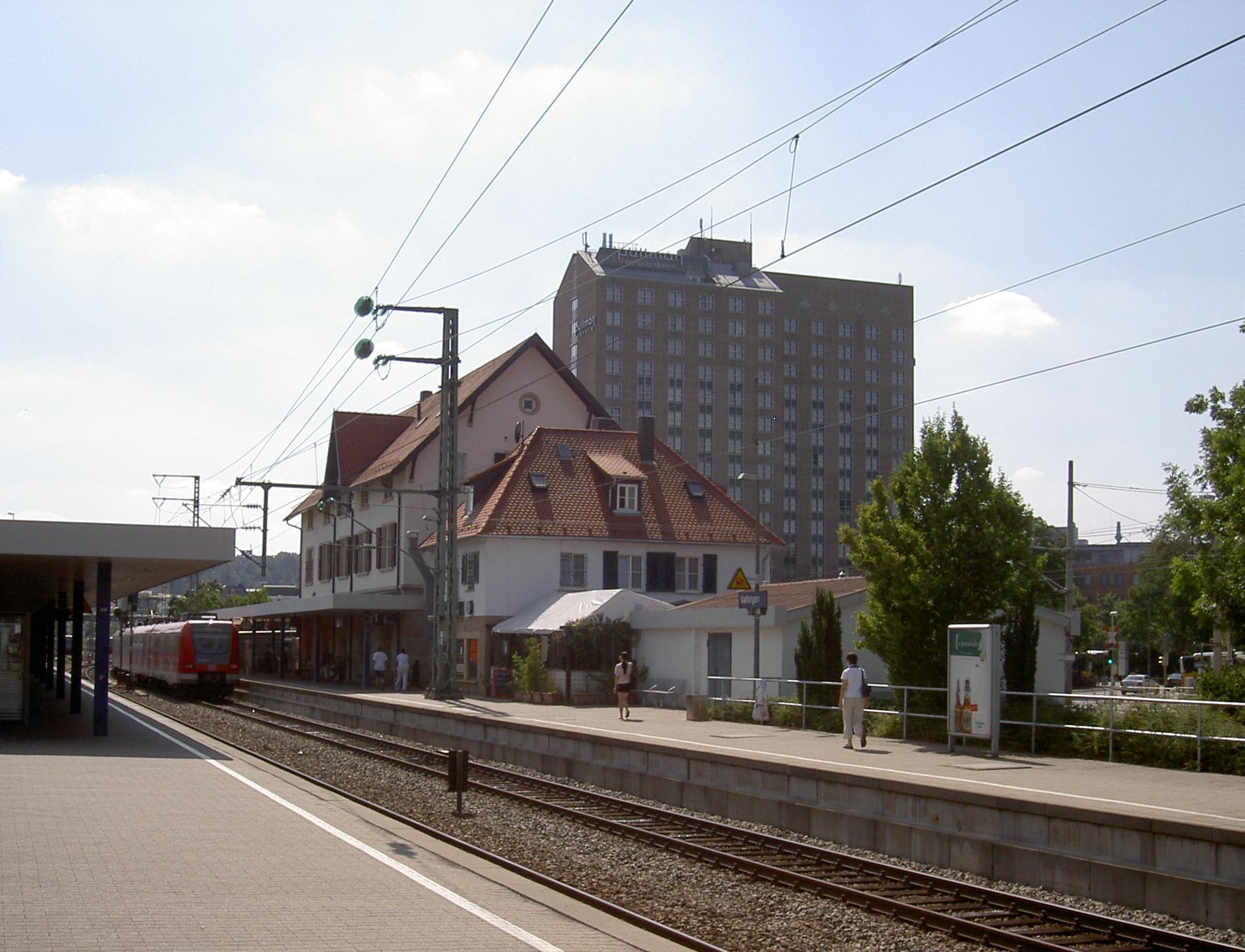 Bekjente Stuttgart Vaihingen