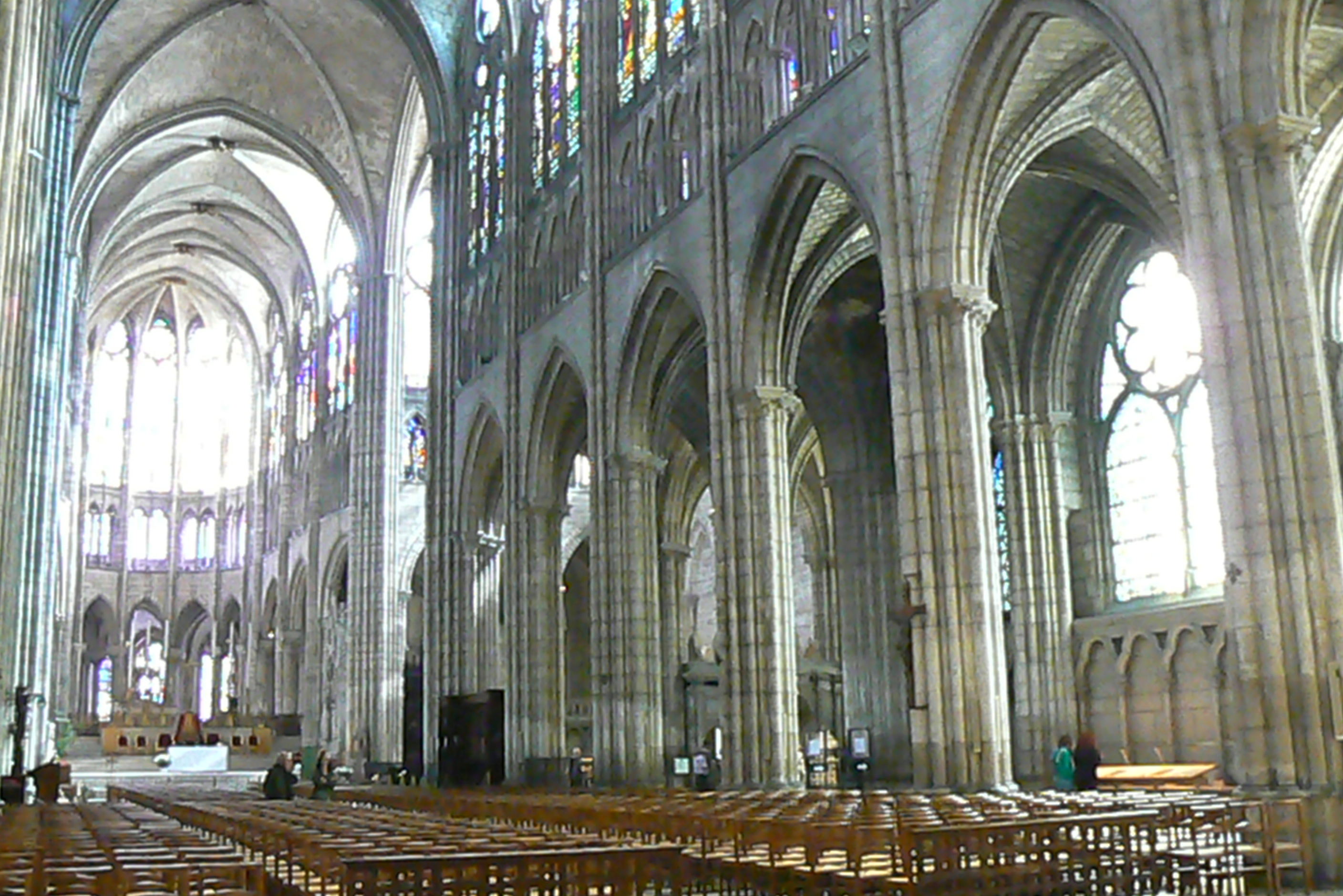 filebasilica of saint denis paris interiorjpg basilica saint denis