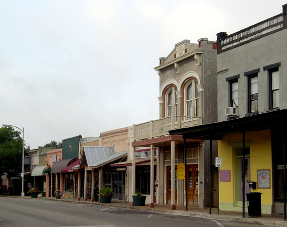 Towns That Are Old Fashioned Western