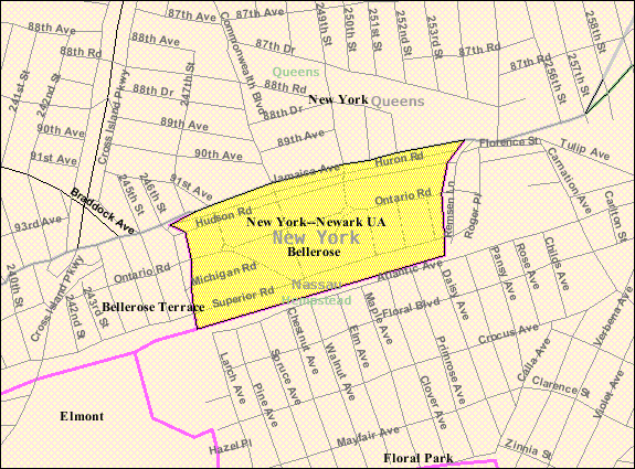 File:Bellerose-ny-map.png - Wikipedia on
