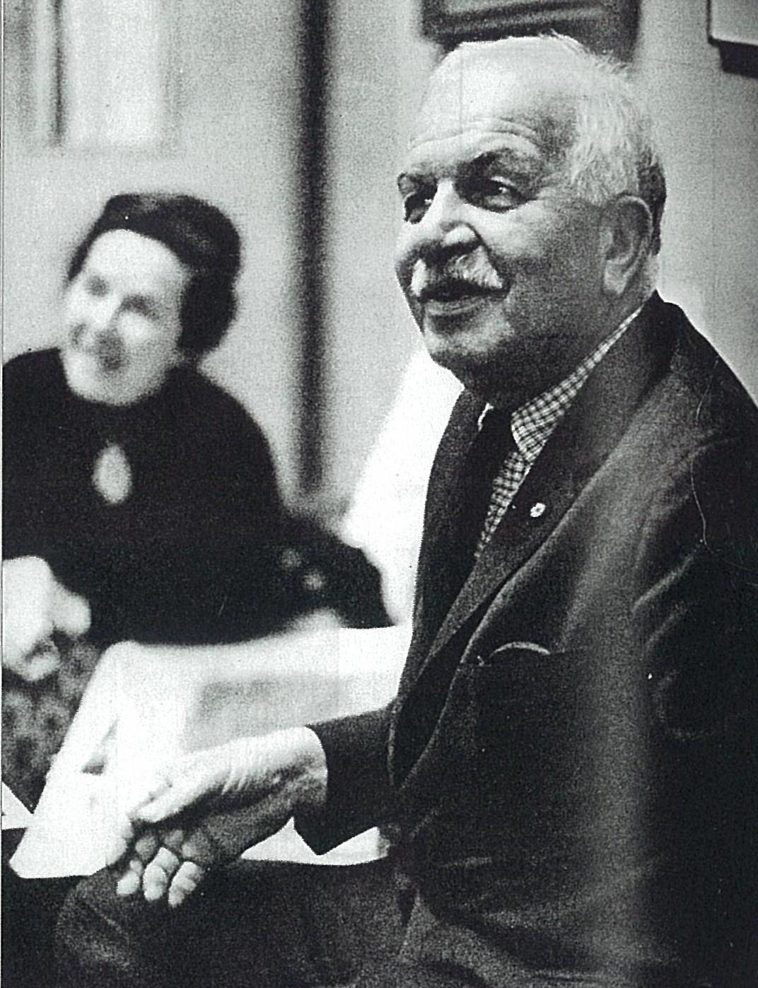 Image of Ben Shahn from Wikidata