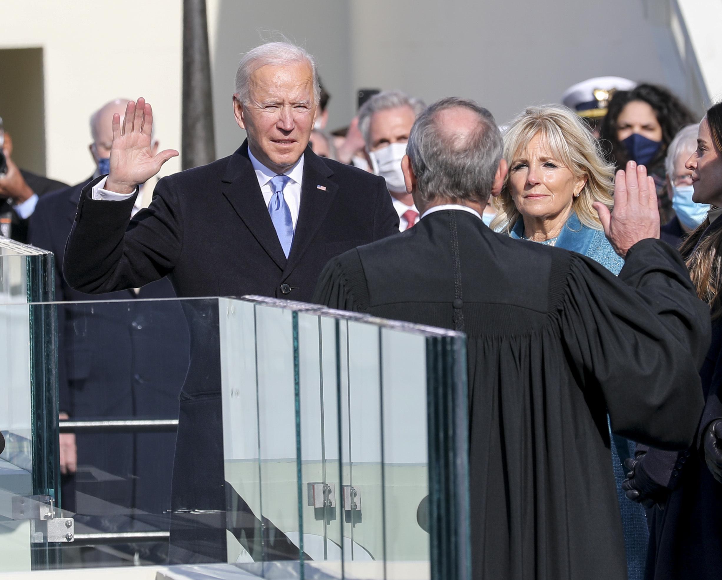 Inauguration Of Joe Biden Wikipedia