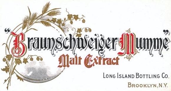 Werbung in USA um 1900