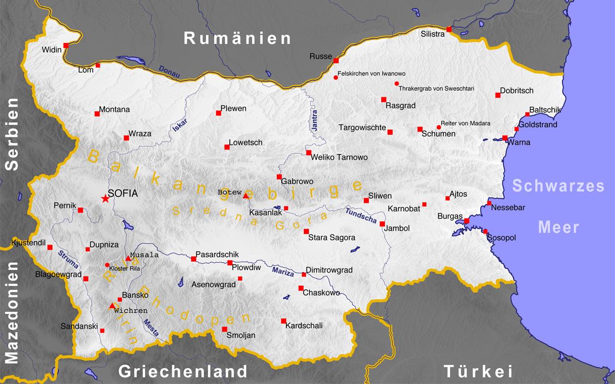 File:Bulgaria Cities Map German.png - Wikimedia Commons
