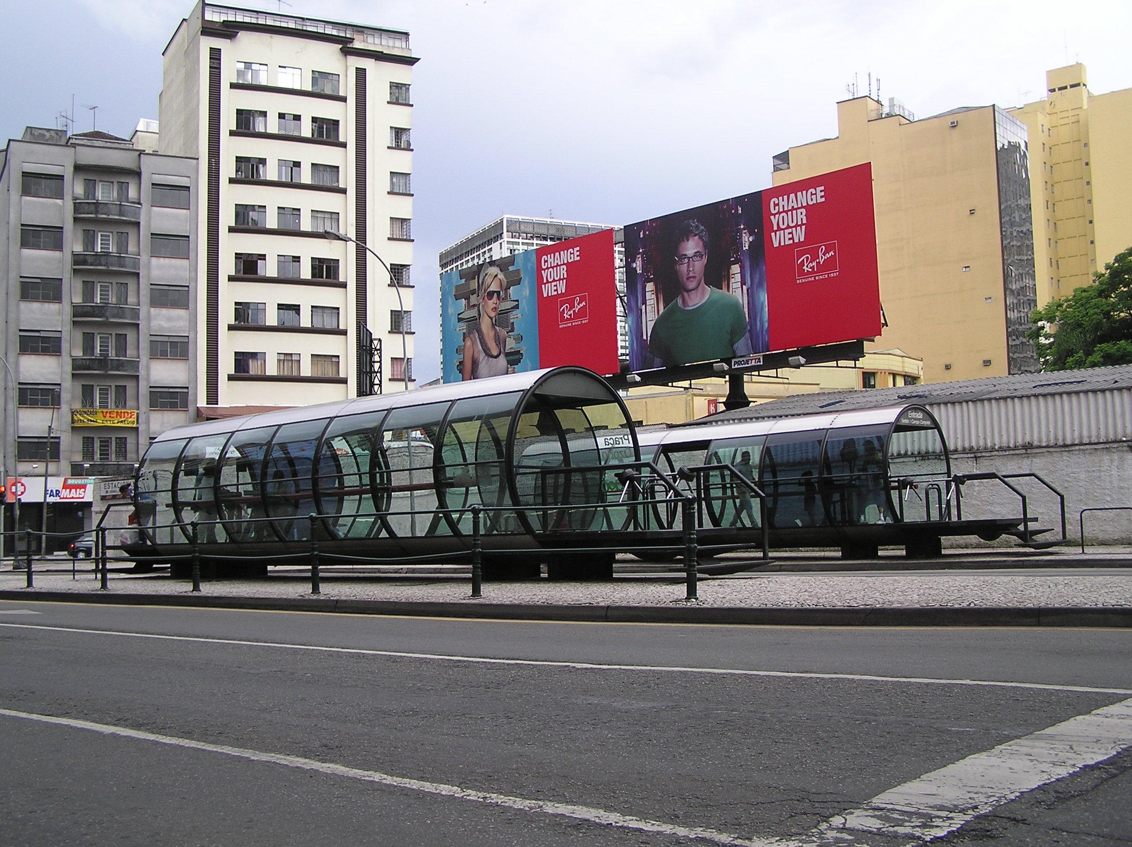 FileBus Stops 1 Curitiba Brasil