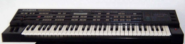 Casio CZ-3000 Cosmo PD-Synthesizer