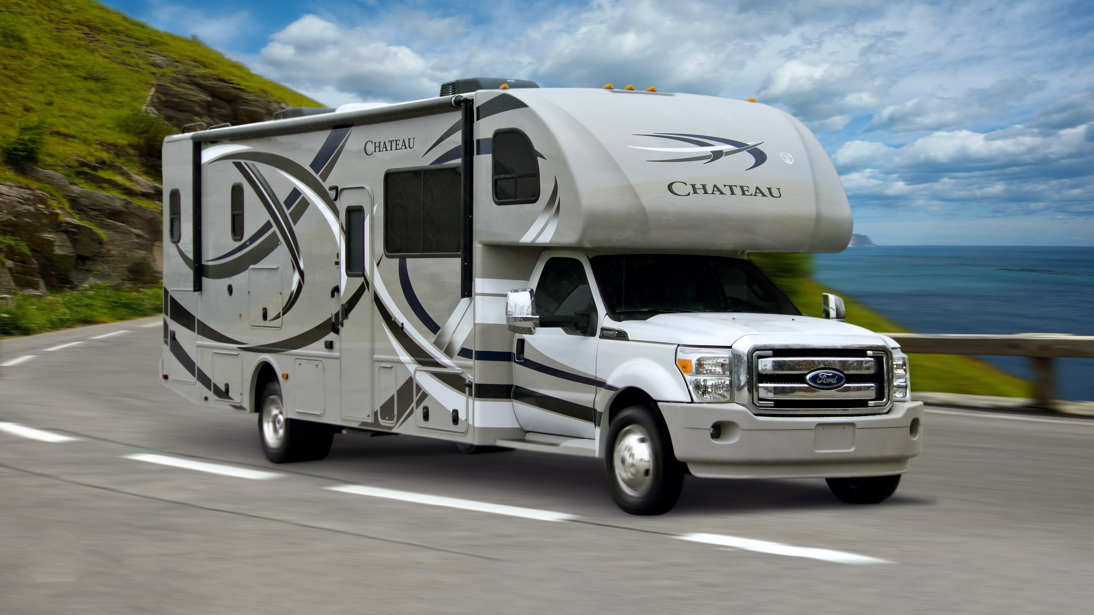 Innovative Differences Between Class A B Amp C Motorhomes  Bish39s RV