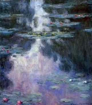 Claude Monet - Water Lilies.JPG