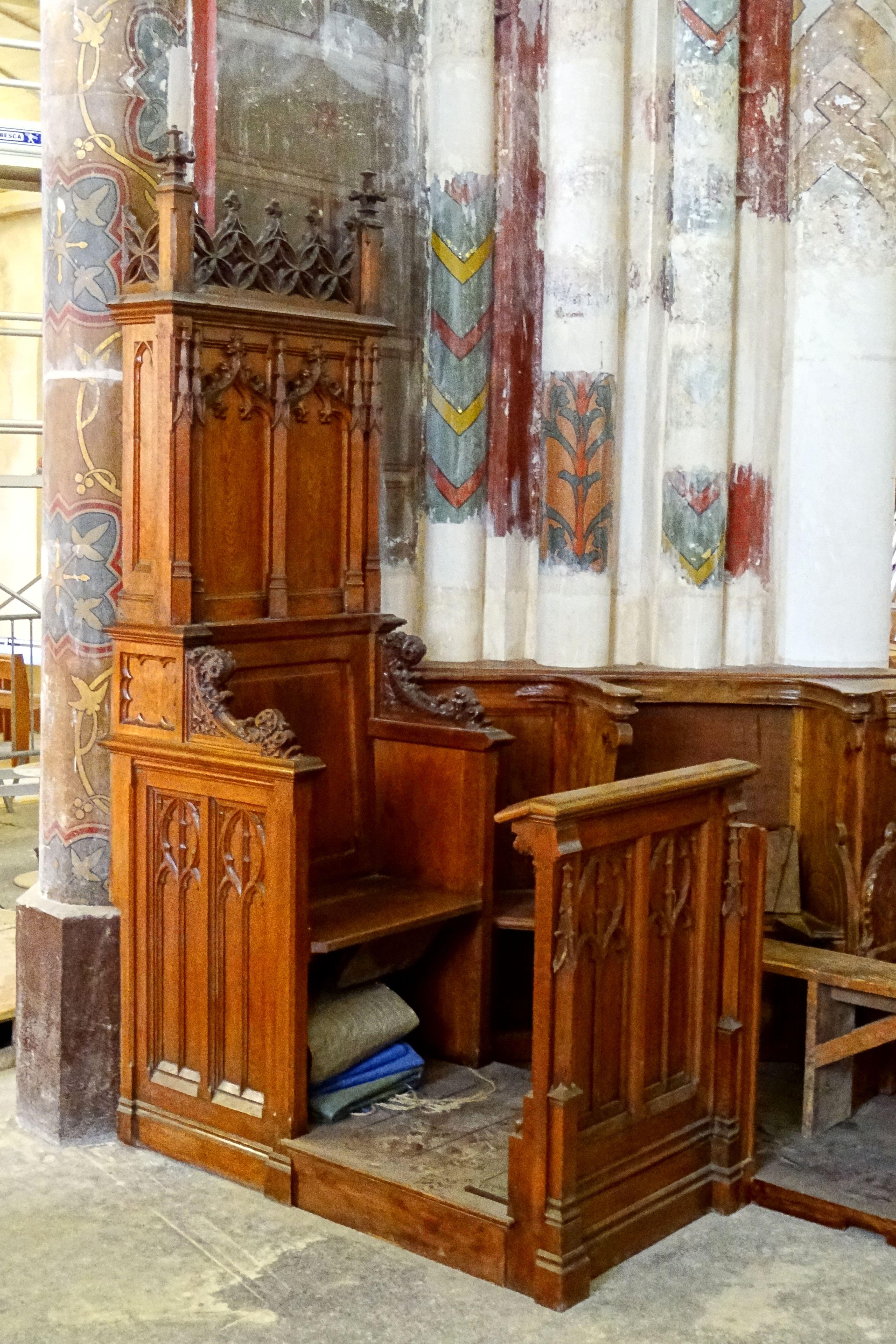 fichier conflans sainte honorine 78 eglise saint maclou chœur 1ere travee fauteuil de chantre cote nord vers 1881 jpg wikipedia